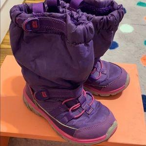 Stride Rite Ski Boots